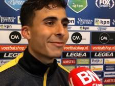 NAC-debutant Azzagari: 'Dit is iets waar ik altijd van droomde'