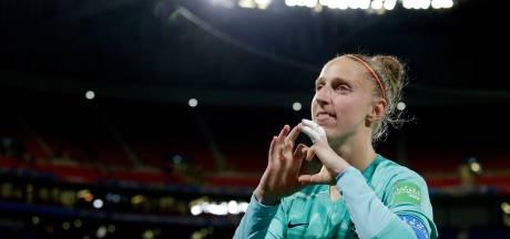 De vroeger zo bescheiden Sari van Veenendaal is nu dé leider van Oranje op dit WK