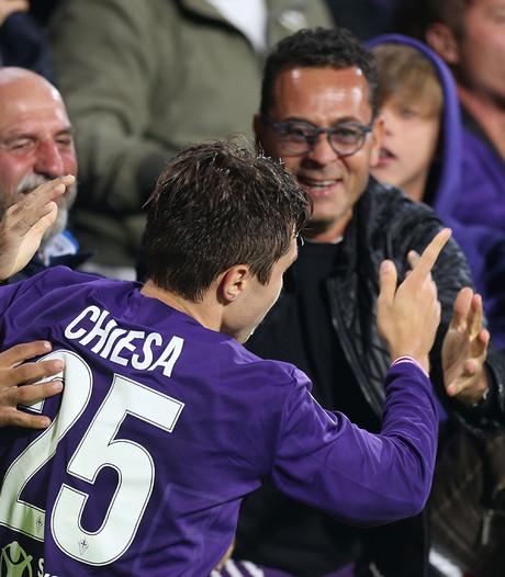 Atalanta Bergamo redt in blessuretijd punt bij Fiorentina