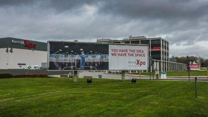 Vives bereidt zich voor op examens in Kortrijk Xpo