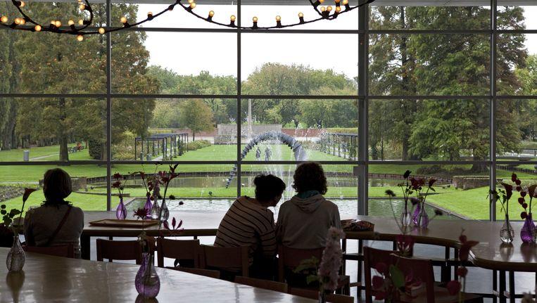 Museum Boijmans Van Beuningen in Rotterdam. Beeld anp