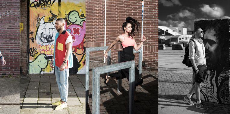 12: twee bekende online-modenamen stellen hun favoriete outfits voor komend seizoen samen. Beeld null
