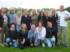 Rugbysters halen herinneringen op aan heerlijk jubeljaar