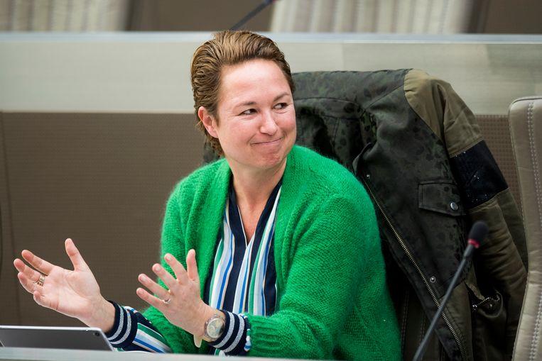 Valerie Taeldeman geraakte niet verkozen.