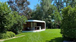 Op kantoor in de tuin: 6 x inspiratie voor een thuiswerkplek