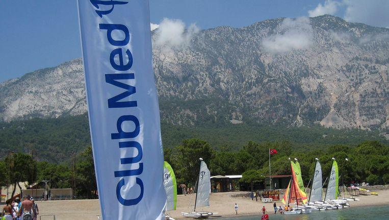 Een vakantieoord van Club Med in Beldibi aan de Turkse kust. Beeld reuters