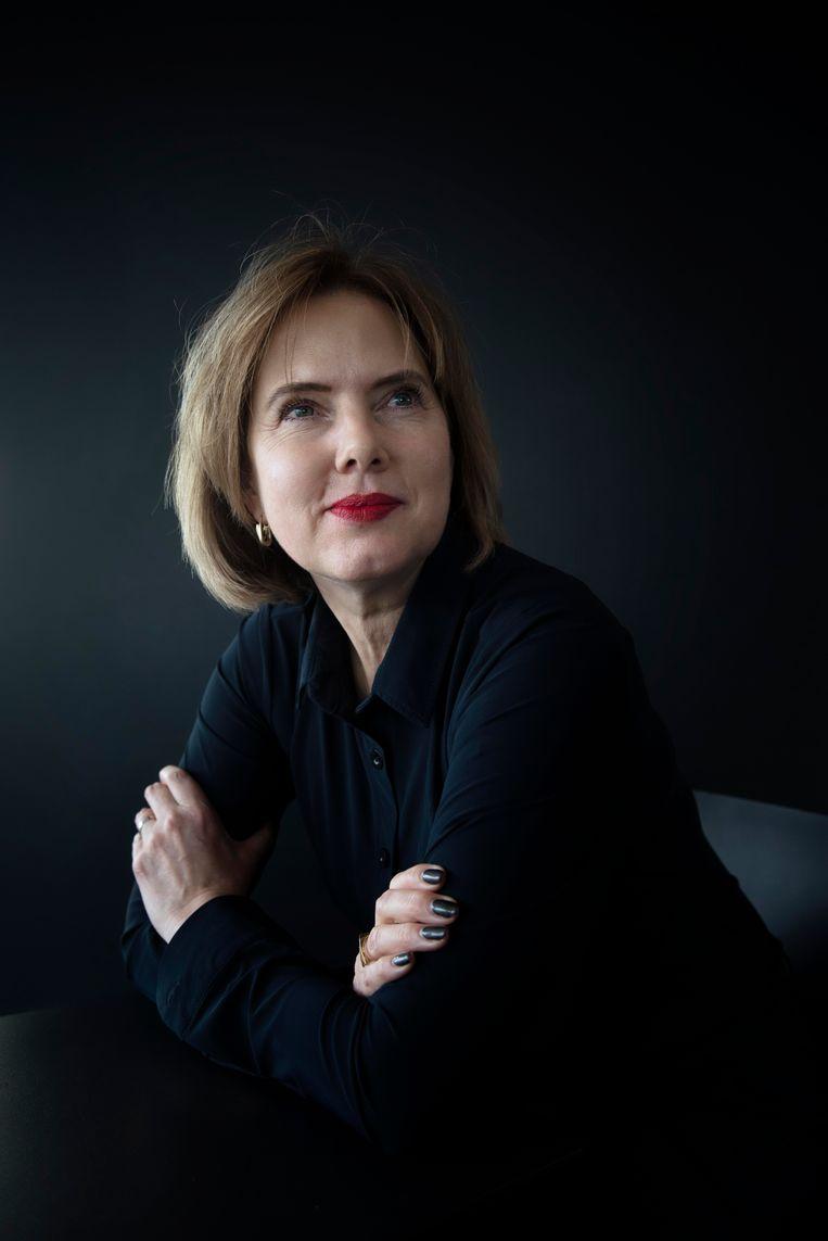 Minister Cora van Nieuwenhuizen. Beeld Kiki Groot