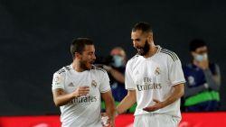 """Hazard wellicht in Real-selectie, Zidane stelt gerust: """"Er is geen terugval"""""""