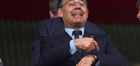 """Le président du Barça veut """"remanier la direction"""""""