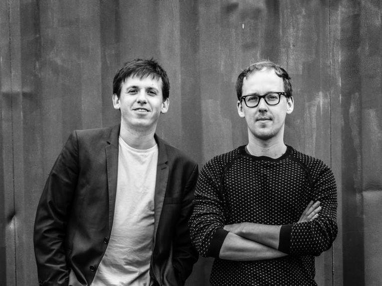 """Robbe Van Caimere en Nikolaas Martens: """"Aanpassingen aan het ontwerp in de werffase zijn een absolute afrader. Die jagen het kostenplaatje omhoog."""""""