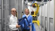 Wereldprimeur: robots nemen productieproces van podologische zolen in handen bij BORGinsole
