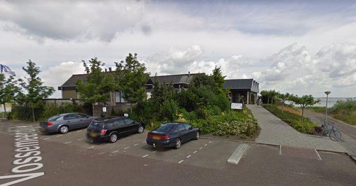 Restaurant Lands End bij Ketelhaven.