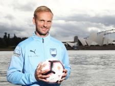 Siem de Jong wil prijzen pakken met Sydney FC