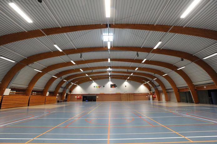 Ook de sporthal blijft al zeker tot eind dit jaar dicht voor clubs en verenigingen.