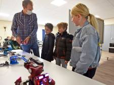 Kinderen bouwen robots in Clinge: 'Dit is cool!'