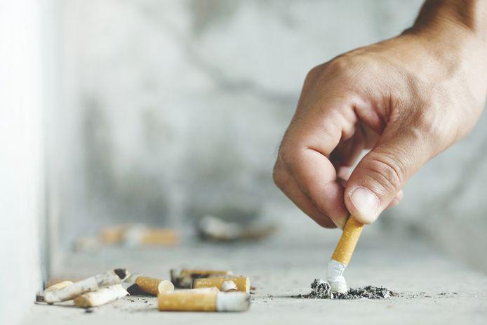 In de Drechtsteden hebben 214 mensen vorig jaar hulp gezocht om te stoppen met roken. Foto ter illustratie.