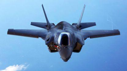 F-35  ligt in poleposition