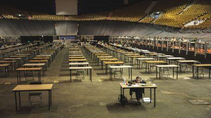 't Kuipke van kolkende wielertempel tot muisstille studiezaal: hopelijk moeten we niet op die manier naar de Zesdaagse