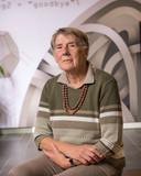 """Rita Gobius: """"Ik verveel me niet maar de mogelijkheid om naar musea te gaan of films te bekijken mis ik."""""""