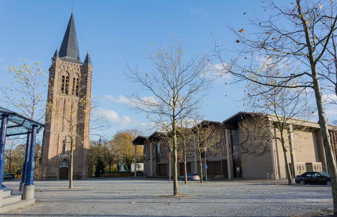 De kerk in Son.