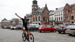 """Met Johan Museeuw op verkenning in Binche: """"Een raar parcours, een rare koers"""""""