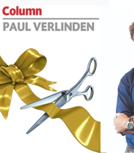 Paul Depla hoeft geen linten door te knippen