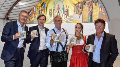 Oktoberfeesten keren terug met Jean-Marie Pfaff