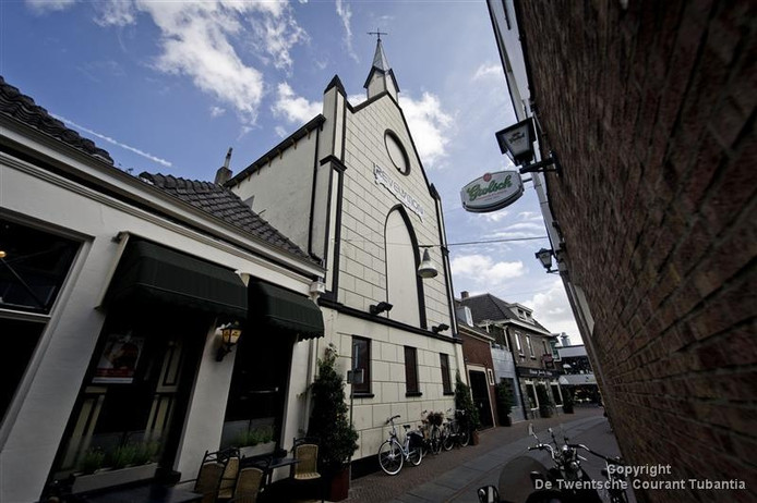 Archiefbeeld Menistenkerk