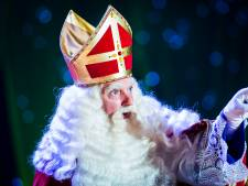 Sinterklaas moet zich flink haasten