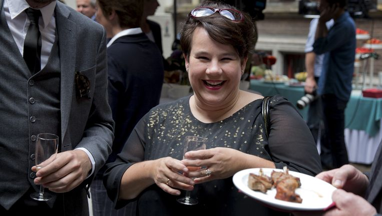 Sharon Dijksma' Beeld anp