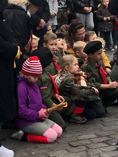 Breda en Oosterhout herdenken en eren Poolse bevrijders