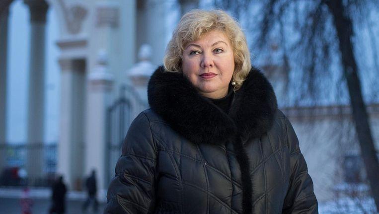 'Mijn ouders hebben vroeger de hele Sovjet-Unie afgereisd, dat was heel goedkoop. Ik heb die mogelijkheid niet meer gehad, het werd na 1991 te duur. Daar staat tegenover dat we dankzij de teloorgang van de Sovjet-Unie de hele wereld erbij hebben gekregen.' Beeld Trouw