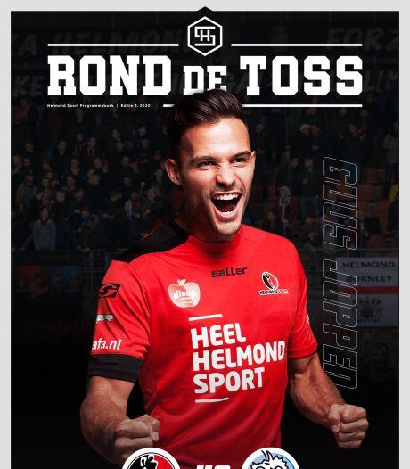Helmond Sport-fans laten vermaard clubblad Rondom de Toss terugkeren: 'Jaarlijks 20.000 euro voor de club'