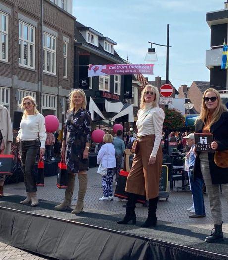 In Hengelo en Borne niet, maar in Oldenzaal gaat het mode-event gewoon door