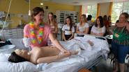 Verpleegkundeschool bereidt toekomstige studenten voor op eerste schooljaar