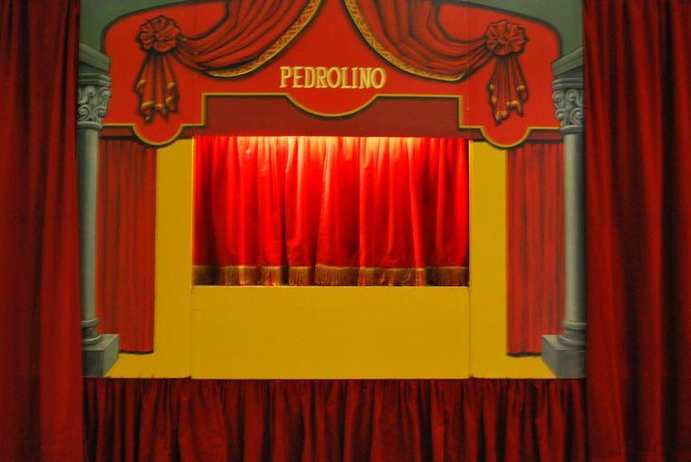 Poppentheater Pedrolino komt naar het Swok