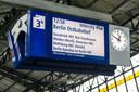 De trein van Amsterdam naar Berlijn gaat nu nog via Twente.