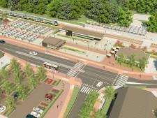 Werk aan Stationsplein Etten-Leur begint op 4 januari
