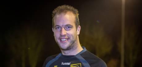 Boomlange verdediger Nick Ekelmans maakt nu furore als spits bij GVV'63