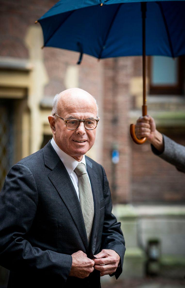 Portret van Hans Borstlap. Beeld Freek van de Bergh