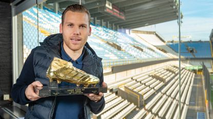 """Gisteren won hij de match voor Club Brugge, vandaag kan Ruud Vormer met zijn échte Gouden Schoen de feestdagen in: """"Moeilijk jaar geweest"""""""