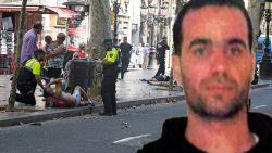"""Brein achter aanslag in Barcelona was informant van Spaanse geheime dienst"""