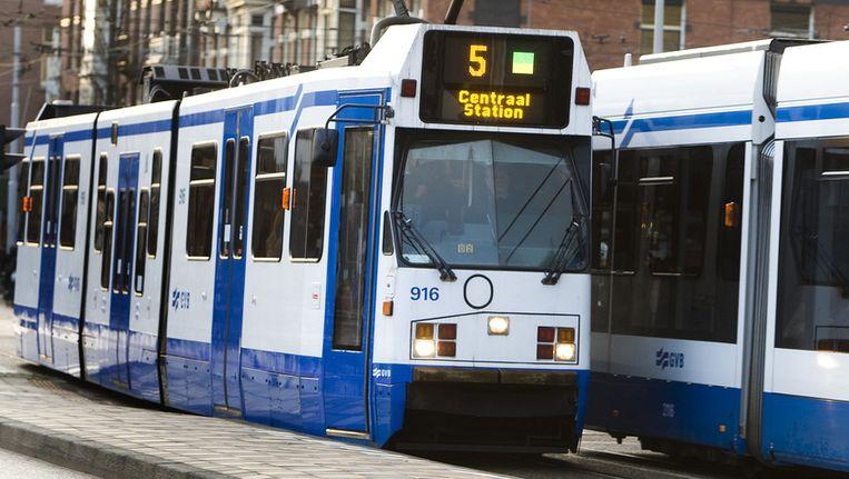 Lijn 5 blijft na de renovatie van de Amstelveenlijn bestaan. Beeld ANP