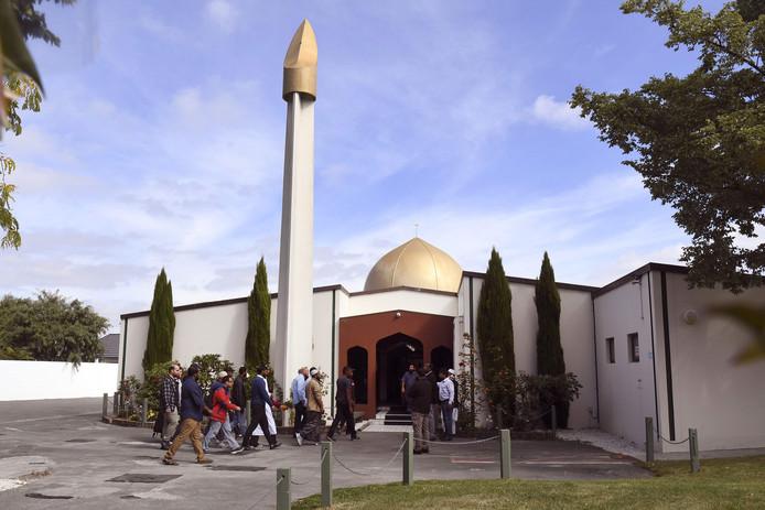 Mosquée de Christchurch