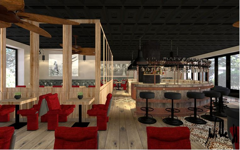 De cinema moet plaats maken voor 75 serviceflats met commerciële ruimtes en wellness.