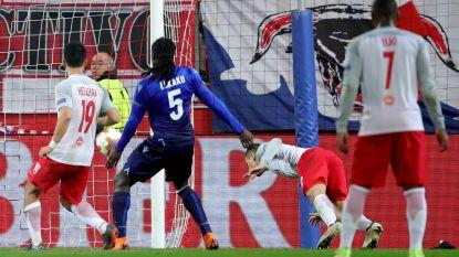 Met Jordan Lukaku sneuvelt laatste Belg in Europa League