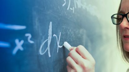 Tekort aan leerkrachten laat zich vooral voelen in lessen wiskunde en Frans