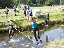 Hammerweg-Noord zegeviert in obstaclerun Marle