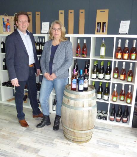 Diepenheimse wijnwinkel overgenomen