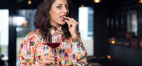 Deze bonbons passen perfect bij wijn